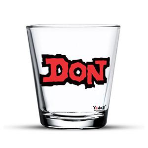 Don - Shot Glass