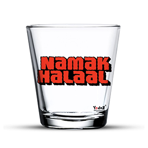 Namak Halaal - Shot Glass