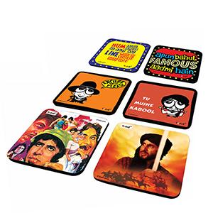 Set of 6 - Coasters