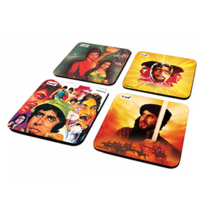 Poster Combo Set of 4 - Coasters