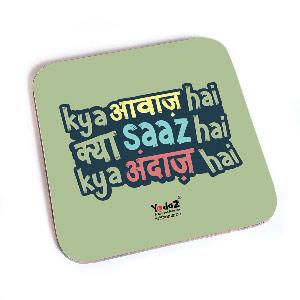 Kya Awaz Hai Kya saaz Hain Kya Andaz Hain - Coasters