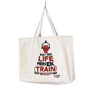 Aaj Tak Life Mein - Tote Bags