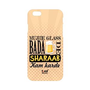 Iphone 8 plus Mujhe Glass Bada De Sharaab Kam Karde - Apple