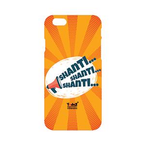 Iphone 7 Shanti Shanti Shanti - Apple