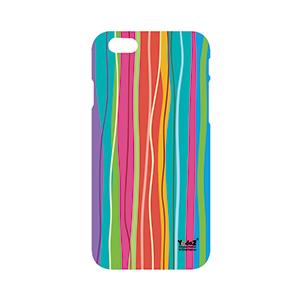 Iphone 8 Multicolor Stripes - Apple