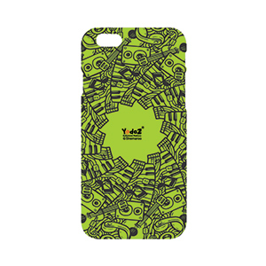 Iphone 7 plus Green Musical Notes - Apple