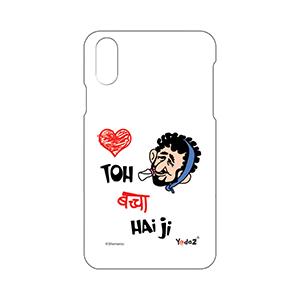 IPHONE X Dil toh Bachcha Hai Ji - Apple