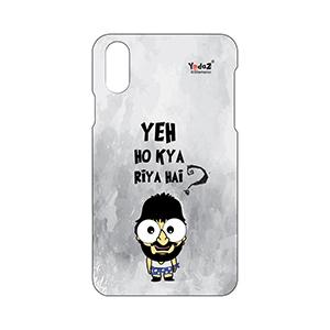 IPHONE X Yeh Ho Kya Riya Hai - Apple