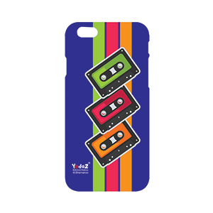 Iphone 8 Colorful Cassettes - Apple