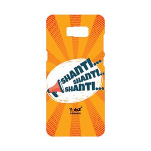 Samsung S8 Plus Shanti Shanti Shanti - Samsung