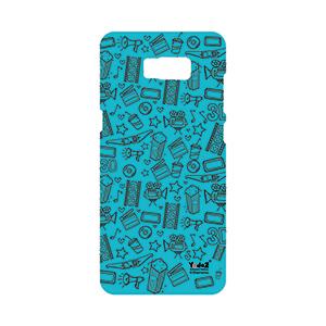 Samsung S8 Plus Blue Movie Abstract - Samsung