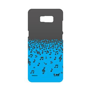 Samsung S8 Blue Musical Notes - Samsung