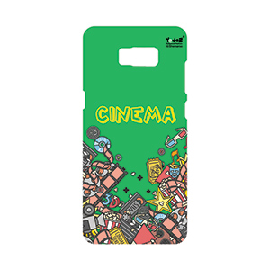 Samsung S8 Plus Green Cinema - Samsung