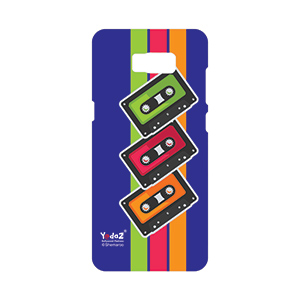 Samsung S8 Colorful Cassettes - Samsung