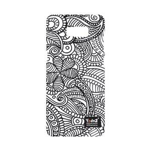 Samsung S8 Plus Abstract Black & White - Samsung
