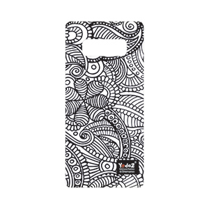 Samsung Note 8 Abstract Black & White - Samsung