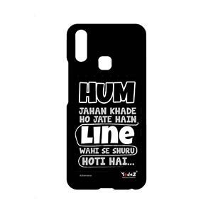 Vivo V9 Hum Jahan Khade Ho Jate - Vivo