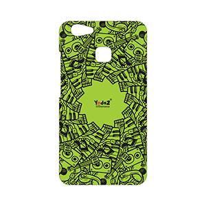 VIVO V7 Plus Green Musical Notes - Vivo