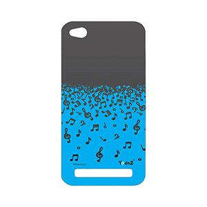 Redmi 5A Blue Musical Notes - Redmi