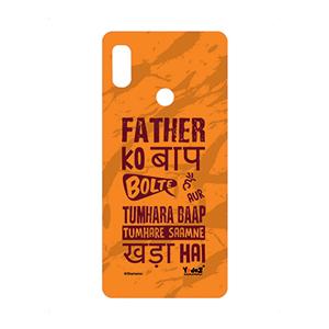 MI Note 5 Pro Father Ko Baap Bolte Hai - Redmi