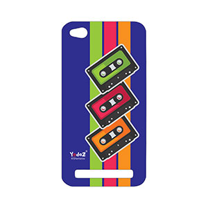 Redmi 5A Colorful Cassettes - Redmi