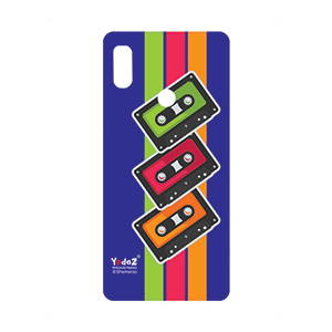 MI Note 5 Pro Colorful Cassettes - Redmi