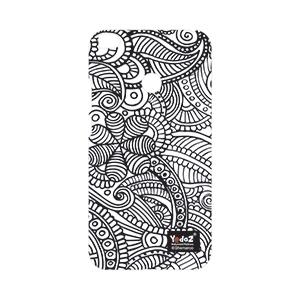 MI MAX 2 Abstract Black & White - Redmi