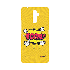 Lenovo K8 Note Boom Yellow - Lenovo