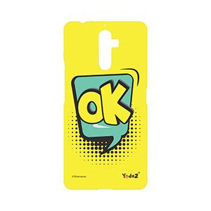 Lenovo K8 Note OK Yellow - Lenovo