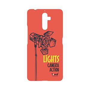 Lenovo K8 Note Lights Camera Action - Lenovo