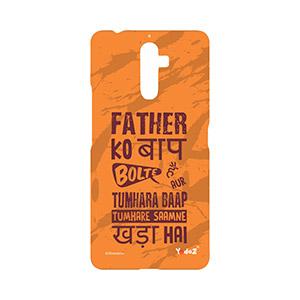 Lenovo K8 Note Father Ko Baap Bolte Hai - Lenovo