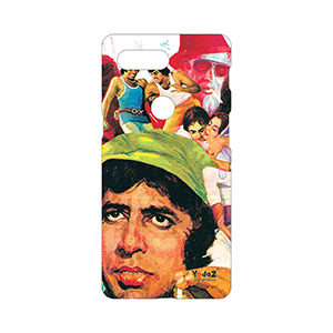 One Plus 5T Amar Akbar Anthony Poster - One Plus