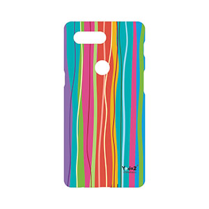 One Plus 5T Multicolor Stripes - One Plus