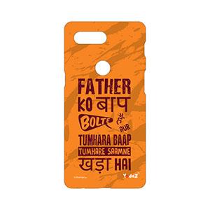 One Plus 5T Father Ko Baap Bolte Hai - One Plus