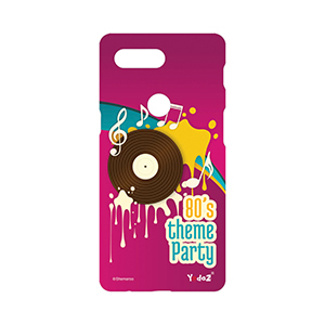 One Plus 5T Eighties Theme Party - One Plus