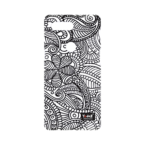 One Plus 5T Abstract Black & White - One Plus