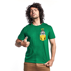 Chhupa Rustom - Men's Trendy T-Shirts