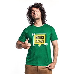 Bhola Bechara - Men's Trendy T-Shirts