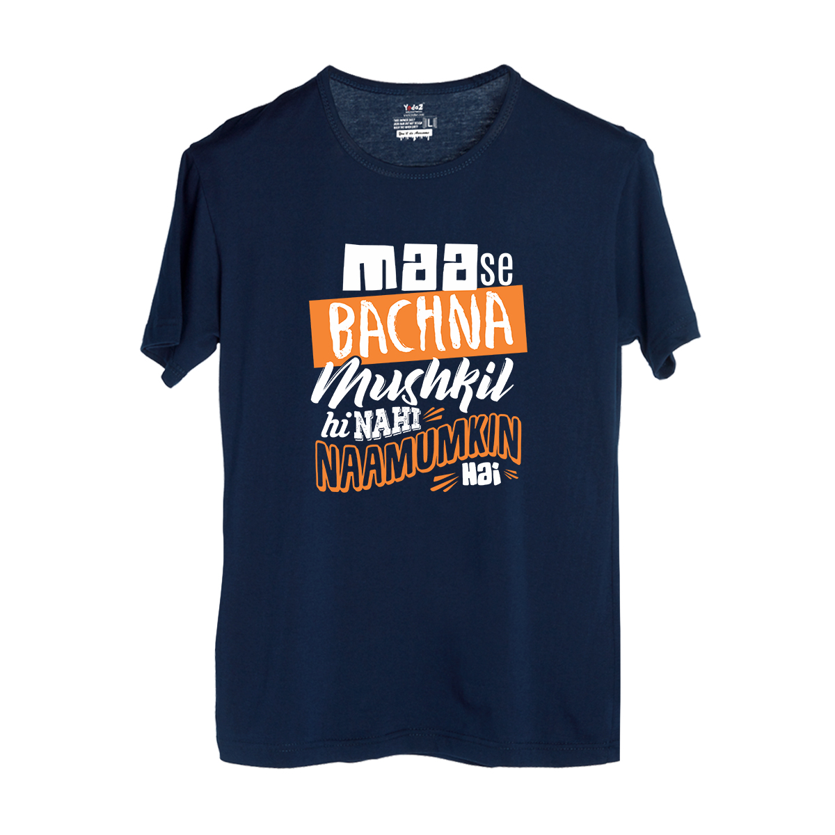 Maa Se Bachna - Men's Trendy T-Shirts