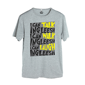 I Can Talk Ingleesh - Men's Trendy T-Shirts