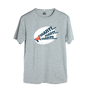 Shanti Shanti Shanti - Men's Graphic T-Shirts