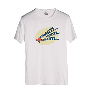 Shanti Shanti Shanti - Men's Graphic T-Shirts