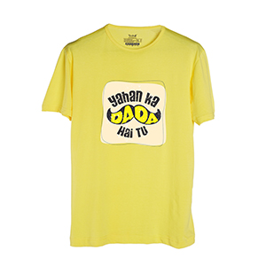 Yahan Ka Dada - Men's Graphic T-Shirts
