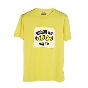 Yahan Ka Dada - Men's Graphic T-Shirts