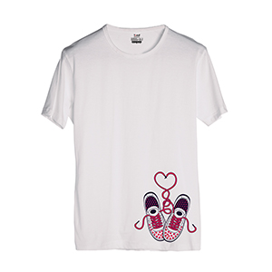 Love Shoes - Women's Graphic T-Shirts