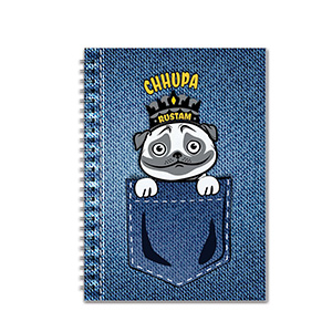 Chuppa Rustom - Notebooks