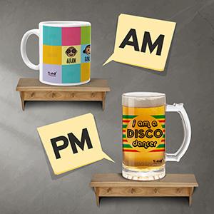 Disco Dancer AM PM Combo - AM/PM Combos