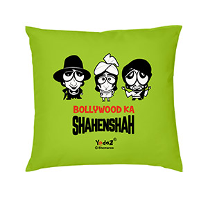 Shahenshah 16x16 - Trendy Cushions