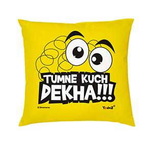 Tumne Kuch Dekha 16x16 - Trendy Cushions