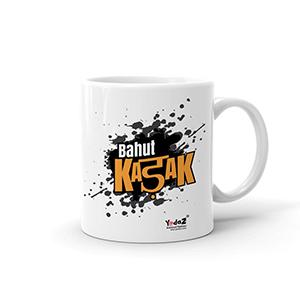 Bahut Kadak - Coffee Mugs